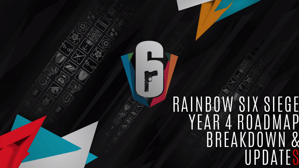 Rainbow six siege year 4 updates