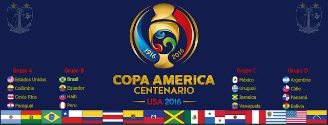 Guia da Copa América – Grupo D