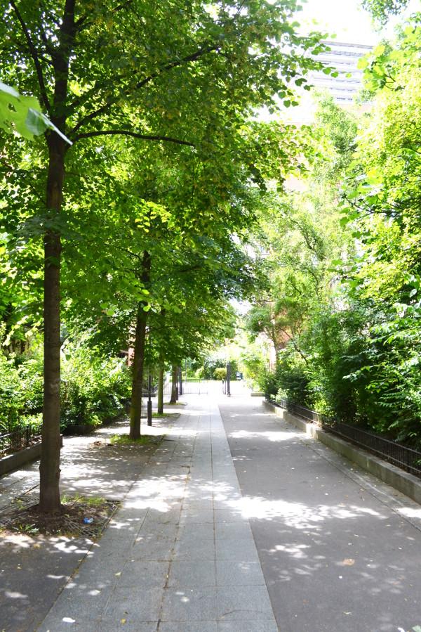Art et glam l 39 all e alexandre vialatte et le jardin du for 104 rue du jardin paris