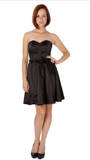 Vestido Manoush color negro