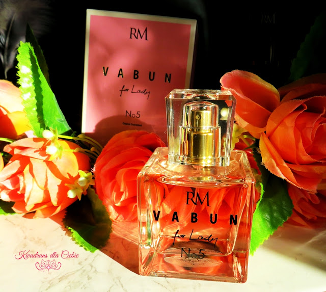 Perfumy Vabun for Lady. No.5, perfumy damskie, Vabun for Lady