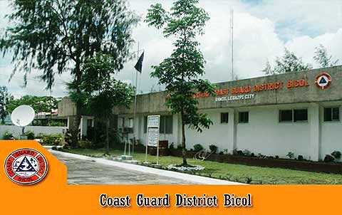 Coast Guard District Bicol