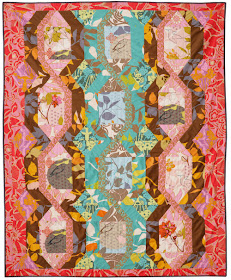 Quilt Inspiration Free Pattern Day Bird Houses