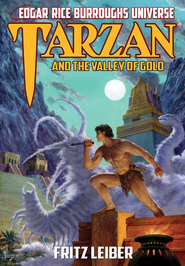 TARZAN And The CITY Of GOLD!