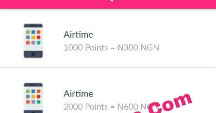 Download InstaNaira App, Earn Free Airtime, Money and PayPal