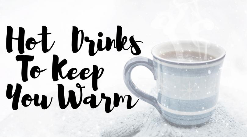 Hot Drinks Roundup and Link Party