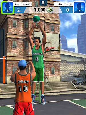 Basketball Stars Apk Mod