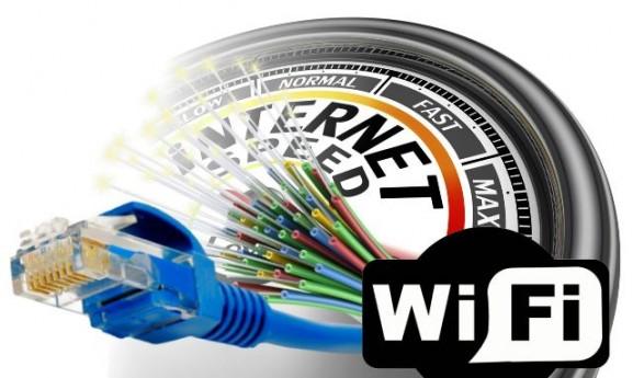 Cara mempercepat Koneksi internet Wifi dengan mudah dan cepat
