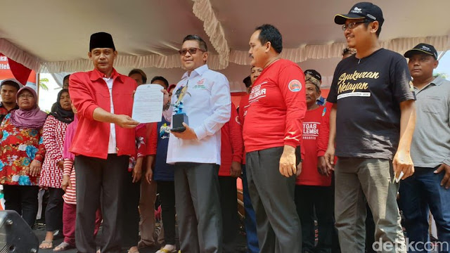 Didukung Nelayan, PDIP Yakin Target 70 Persen di Pangandaran Tercapai