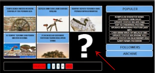 Cara Terbaru Mengatasi Postingan Blog Yang Hilang di Homepage