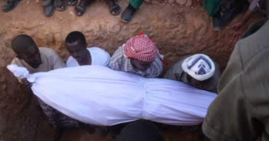 How To Bury The Deceased & Offer Condolences To Their Family