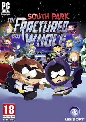 Descargar South Park The Fractured But Whole para pc full en español mega y google drive.