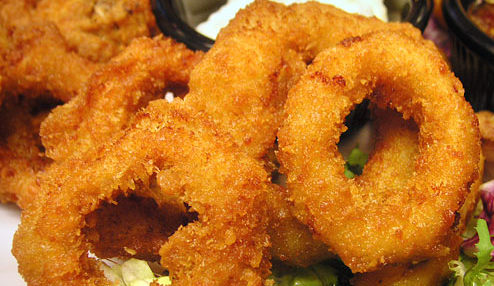 How to Make Deep Fried Squid Rings | Calamares Recipe