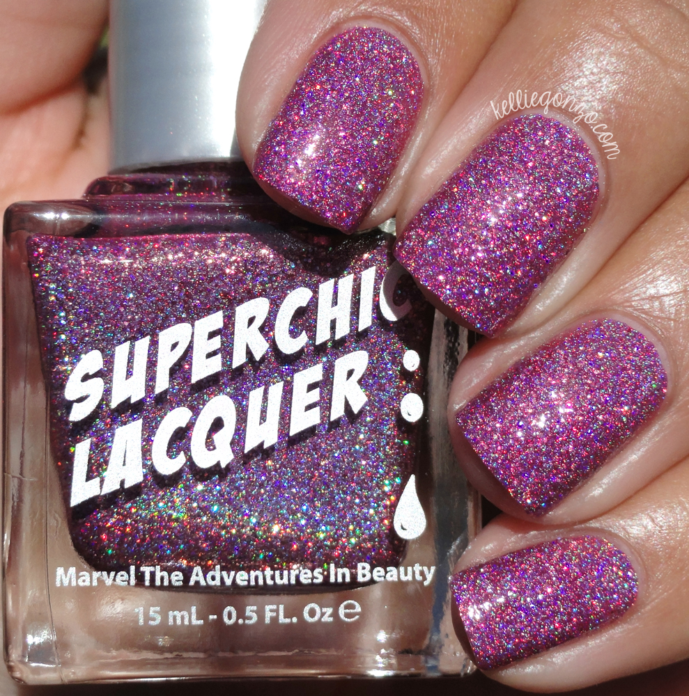 SuperChic Lacquer Material Girl