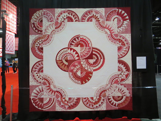 More Quilts from the IQF show in Chicago