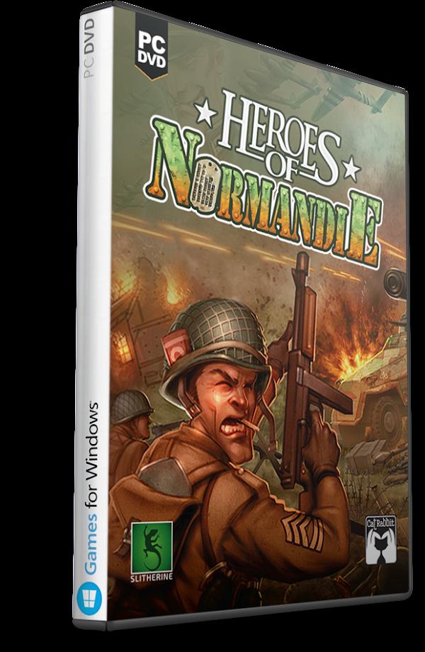 DESCARGAR Heroes of Normandie (PC-GAME)  MEGA