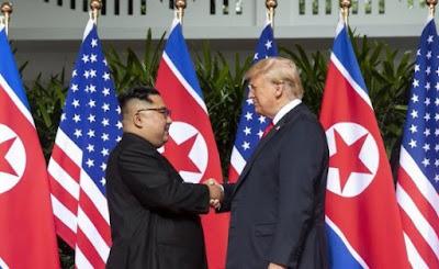 Parlamentares da Noruega indicam Trump para o Nobel da Paz