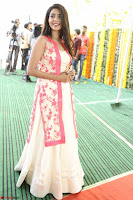 Aishwarya Lekshmi looks stunning in sleeveless deep neck gown with transparent Ethnic jacket ~  Exclusive Celebrities Galleries 056.JPG