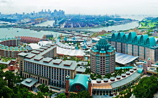 Resorts World Sentosa, Singapura