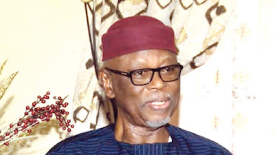 Buhari working hard to make things better -- Oyegun