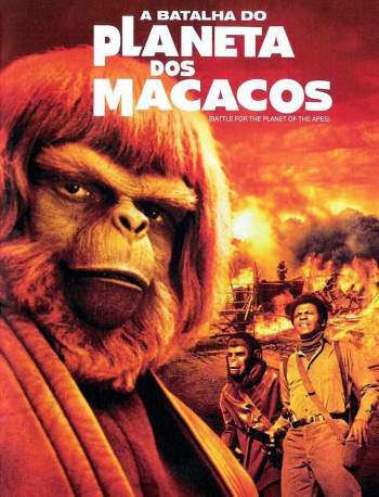 A Batalha do Planeta dos Macacos Torrent - BluRay 1080p Dual Áudio