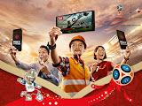 MAXstream TELKOMSEL - NONTON PIALA DUNIA FIFA RUSIA 2018 LIVE