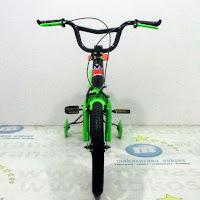 16 erminio 2504 light bmx sepeda