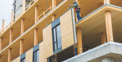 Timber CLT Plywood Pannel