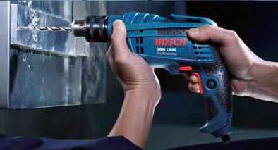So sánh, đánh giá, cập nhật giá một vài máy khoan Bosch dùng trong gia đình nên mua nhất hiện nay.