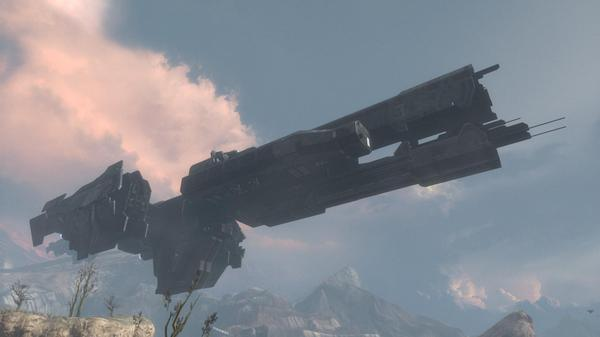 huge unsc space station - photo #34