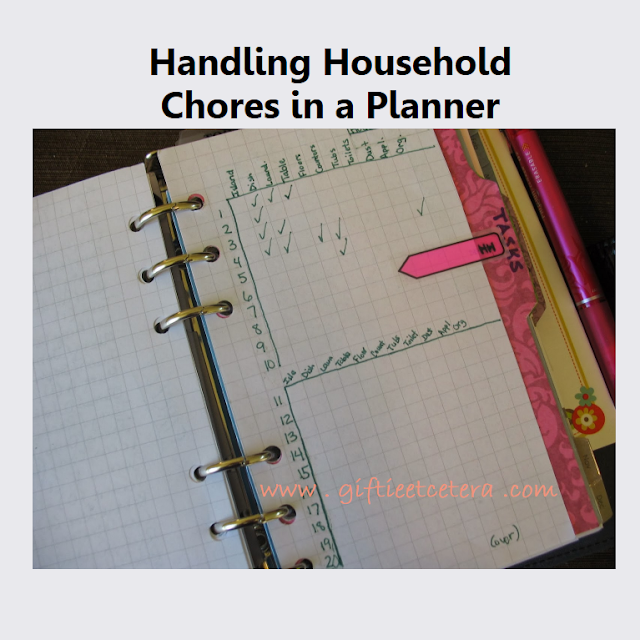 planner, household, you tube, chores, chore chart