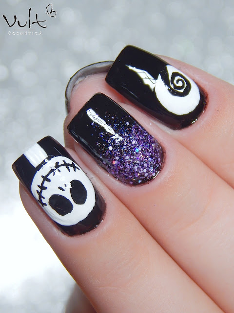 tim-burton-nails