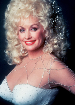 Think, Dolly parton breast naked