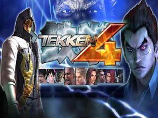 Tekken 4 Game Download At Pc Full Version Free