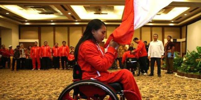 Indonesia Dipastikan Juara Umum ASEAN Para Games 2017