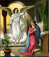 7. Gabriel Visits Mary
