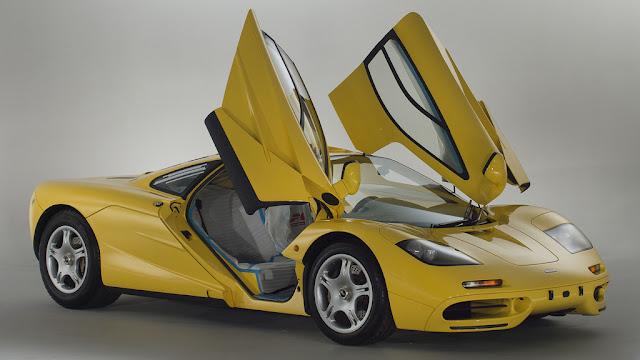 1997 McLaren F1 for sale at Tom Hartley Jnr - #McLaren #tuning #supercar #forsale