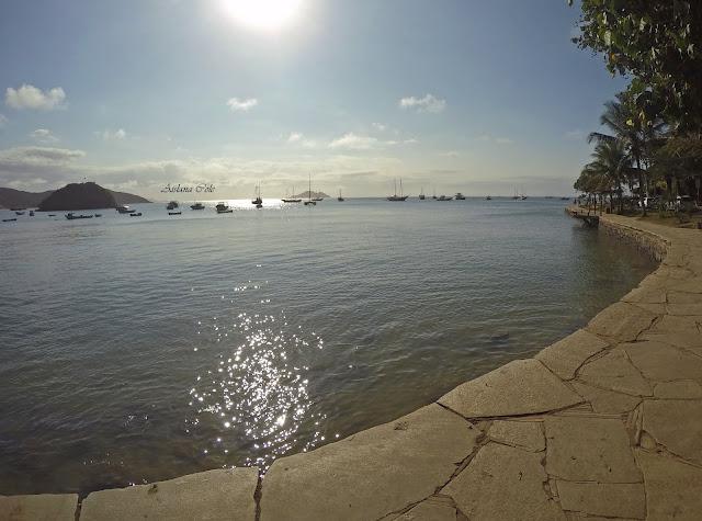 Orla Bardot - Praia da Armação - Búzios