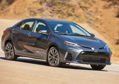2017 Toyota Corolla Driving Impression And Also Review