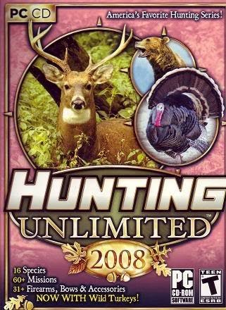 Free Download Hunting Unlimited 2008 Pc Game Full Version