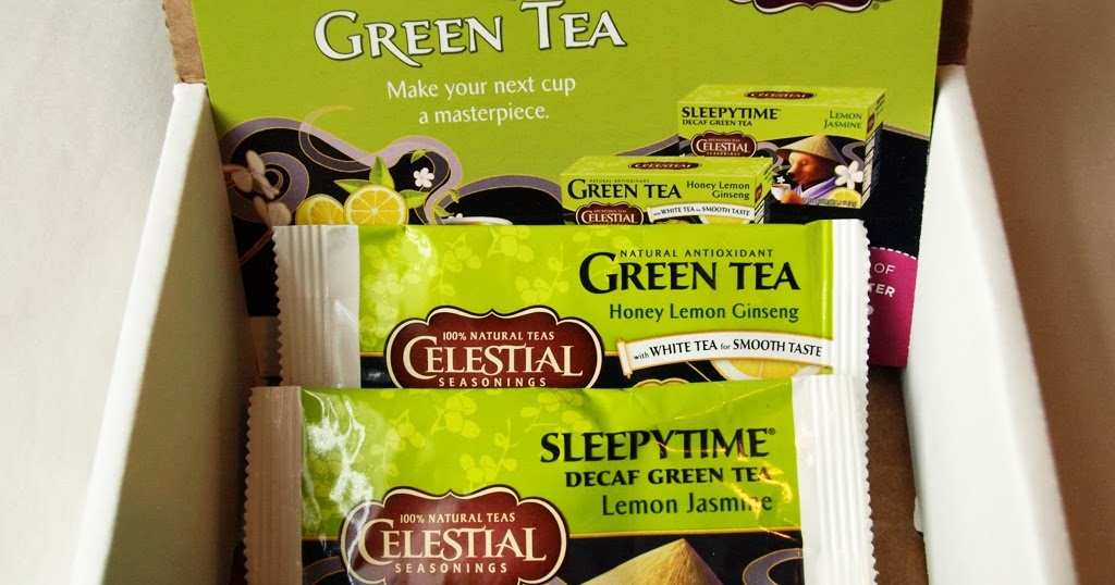 See Shop Love! Celestial Seasonings VoxBox Review