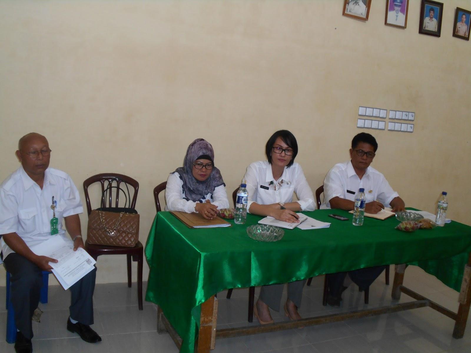 Sosialisasi Penjaringan Perangkat Desa Di Kutabuluh Hariancentralcom