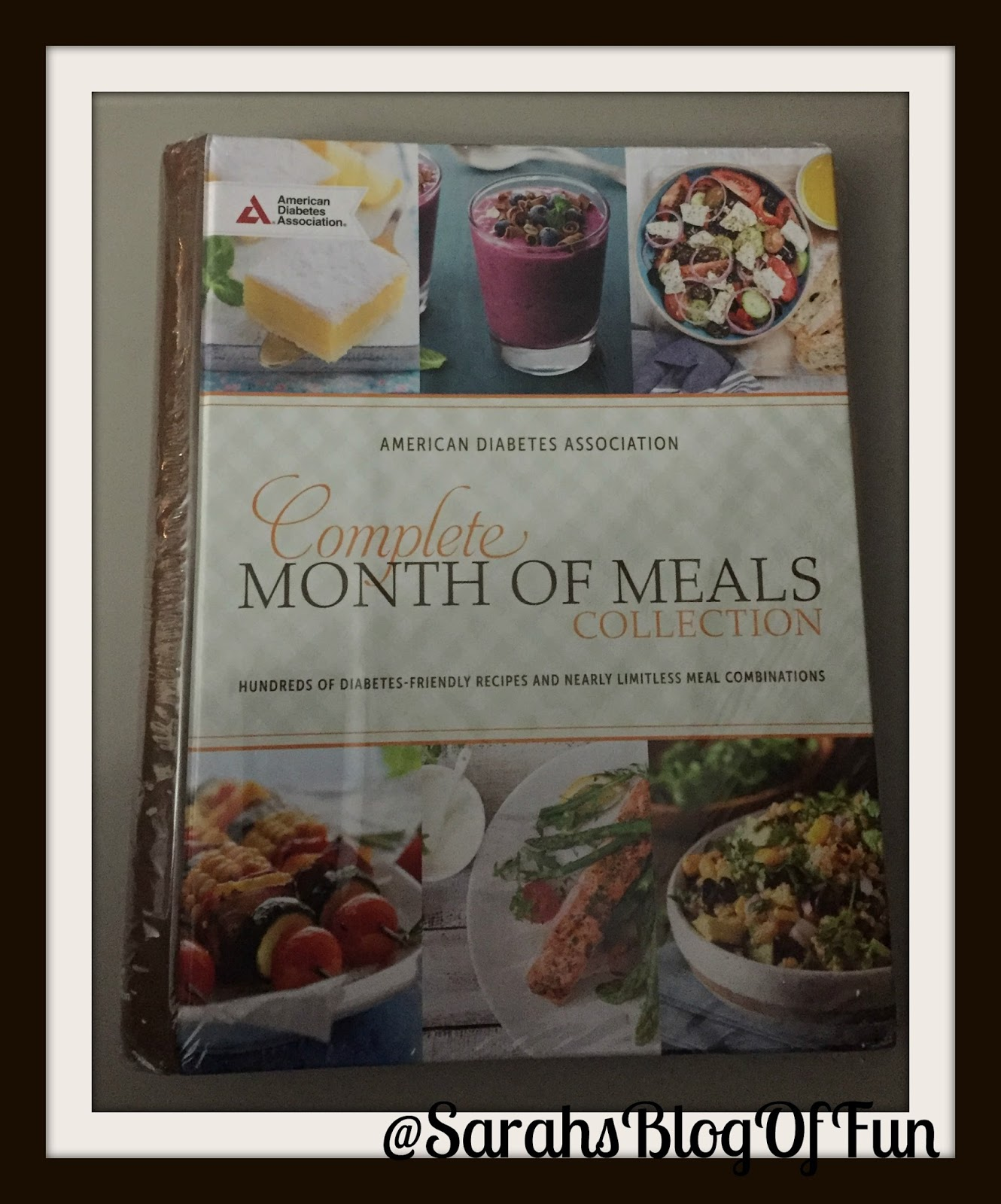 Sarahs blog of fun holiday gift guide the complete month of meals collection is the ultimate cookbook and nutrition guide for people with diabetes containing hundreds of recipes and meal forumfinder Choice Image