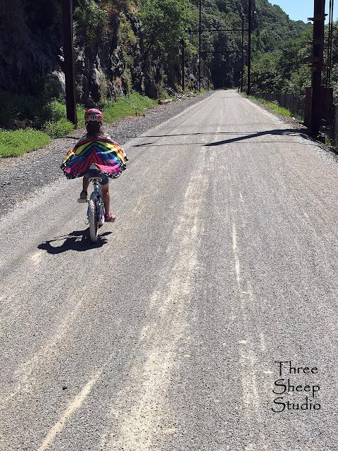 Enola Grade, Rails to Trails
