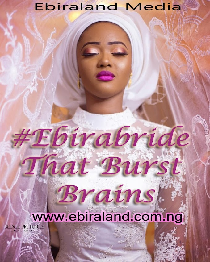 #Friday Special - You Will Love Ebira Wedding After Seen These Brides Pictures. - Photos