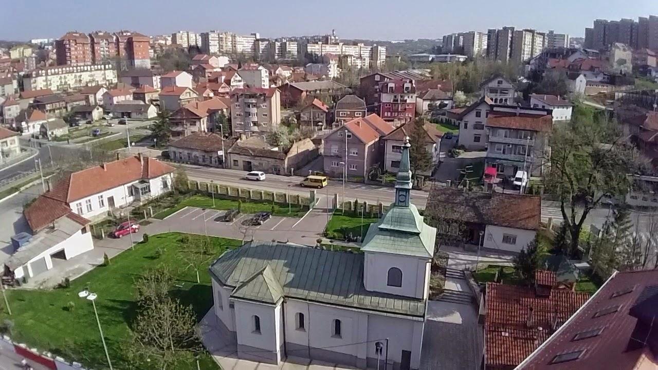 Snimanje iz vazduha: FOTO