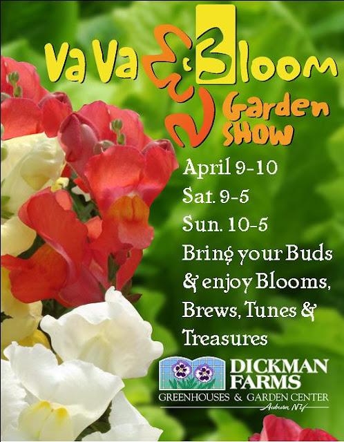 Lockwood Lavender Farm: Va Va Bloom   Spring is Finally Here!
