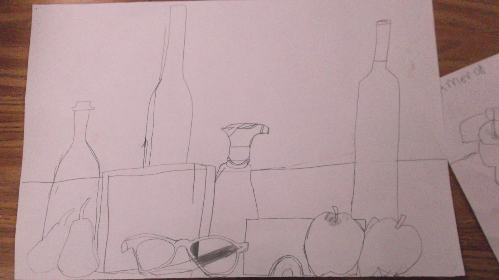 Artists For Kids: First and Fourth Grade Still Life Drawings