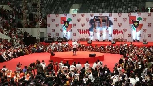 Jokowi: Saya dari Keluarga Tak Mampu, Lahir di Pinggir Kali