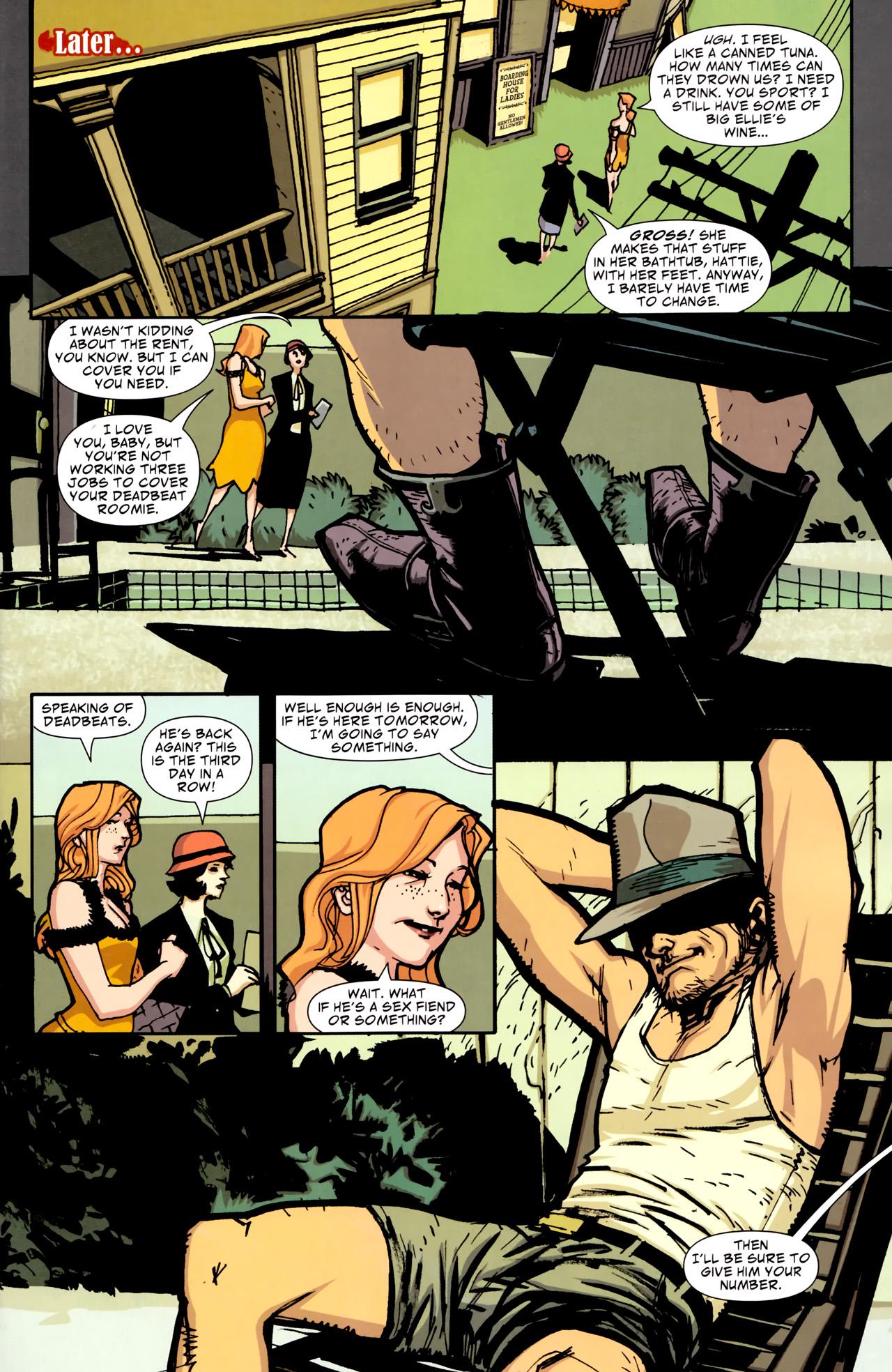 Read online American Vampire comic -  Issue #1 - 7